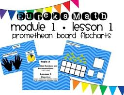 Flip Chart Software Download Eureka Math Module 1 Lesson 1 Freebie 1st Grade By