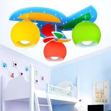 childrens ceiling lighting. Gorgeous Design Ideas Childrens Bedroom Ceiling Lights Modest Kids Room Light Rainbow Bridge Lighting I