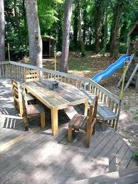 outside furniture made from pallets. Patio Furniture Made From Pallets Pallet Outdoor Out Of Wood Outside