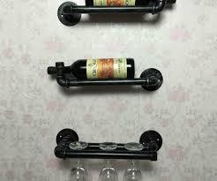 large size of majestic american country wood wall hanging wine rack wine glass rack shelfrestaurant