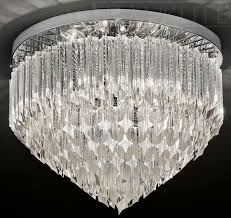valentina semi flush ceiling light franklite lighting