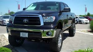 2010 Toyota Tundra-Lifted Version - YouTube