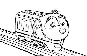 Small Picture Chuggington Coloring Pages Wecoloringpage