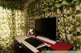 organize small office. Image Titled Organize A Small Office Or Guest Room Step 2