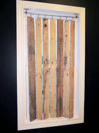 Introduction: DIY Pallet Wood Vertical Blinds