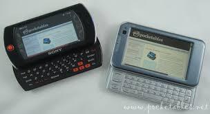 Sony mylo 2 (COM-2) vs. Nokia N810 - Pocketables