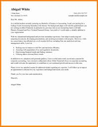 6 Internship Cover Letter Examples Assembly Resume