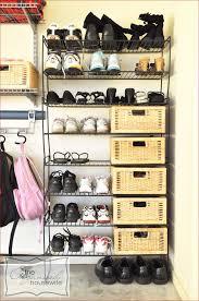 garage ideas wood shoe shelf organizer garage ideas ikea cabinet home depot canada with hooks and