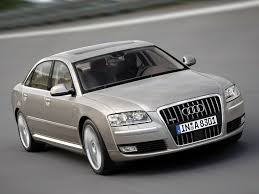 View of Audi A8 W12. Photos, video, features and tuning ...