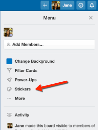 Adding And Removing Stickers From Cards Trello Help