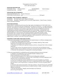 Generous Ceo Job Description Template Images Example Resume
