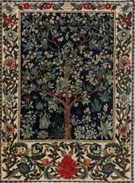 tree of life tapestry william morris