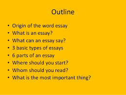 essay writing 3