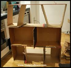 box furniture tutorials cardboard furniture diy