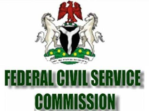 The Federal Civil Service Commission (FCSC) Massibe Recruitment- Graduate/OND/NCE