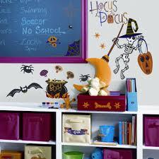 halloween gallery wall decor hallowen walljpg  large size of decoration seasonal pc halloween wall decal set removable wall sticker hocus pocus