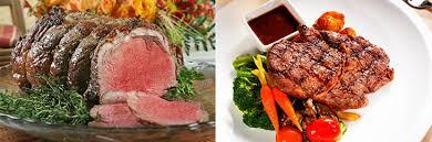prime rib steak vs ribeye. Exellent Steak Difference Between A Roast Versus Steak Hoto Of Prime Rib And Ribeye  Steak With Vs B