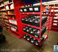 fifo battery racks with titlted fifo battery racks with titlted