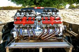 somehow i missed this callaway 4 0l v16 yam engine speedzilla this image has been resized click this bar to view the full image