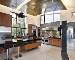 High Ceiling Kitchen Design Ideas
