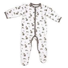 Kyte Baby Footies Baby Footed Pajamas Made Of Soft Organic