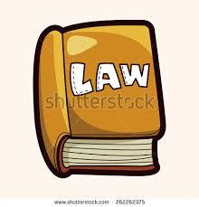 cartoon law book