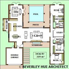 3 bedroom double storey house plans south africa. single storey house plans   bh architects, cape town, south africa 3 bedroom double o