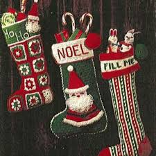 Crochet Decoration Patterns Christmas Stockings To Knit And Crochet From Our Archives Family
