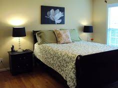 painted black furniture my master bedroomthinking about painting the walls bedding for black furniture