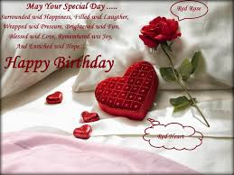 Happy birthday message to my lover ~ Happy birthday message to my lover ~ Birthday wishes and greetings for family and friends