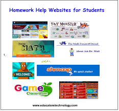 great homework help websites for students educational 10 great homework help websites for students educational technology and mobile learning