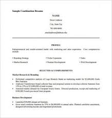 Best Ideas Of Free Combination Resume Samples Awesome 10 Entry Level ...