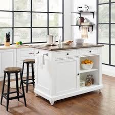 Image Breakfast Gilchrist Kitchen Island Set Wayfair Kitchen Center Island Table Wayfair