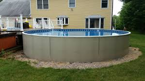 Removing and installing a new pool is always an option, before doing so still check to see if the location of the pool area remains sturdy and ready for another pool. How Do I Choose The Best Above Ground Pool Options Advantages Disadvantages E Z Test Pool Supplies