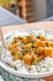syn free quick leftovers curry