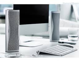 kef speakers bluetooth. kef muo wireless speaker in the office kef speakers bluetooth