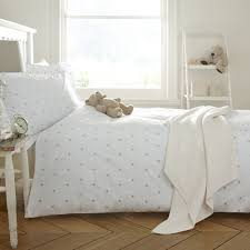 stars natural organic duvet cover pillowcase collection by the fine cotton company in duvet pillowcase sets