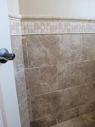chair rail tile. bathroom tile chair rail ideas healthydetroitercom n