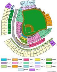 Great American Ball Park Tickets In Cincinnati Ohio Seating