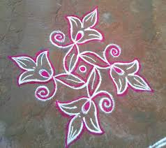 Telugu Muggulu Designs With Dots Telugu Web World Telugu Mugg In 2020 Rangoli Designs With