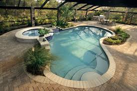 Diy Pool Waterfall Picturesque Swimming Pool Waterfall Designs With Easy Set Pools