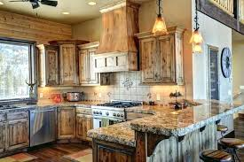 rustic kitchen cabinets rustic kitchen cabinets with knotty pine rustic kitchen cabinets