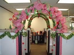 worst office christmas decorations