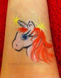 cheek painting design cupcake face painting unicorn