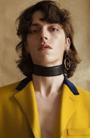 Harry Curran - AMCK MODELS   Androgynous models, Androgynous hair ...