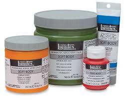 liquitex professional soft body acrylics titanium white 2 oz tube acryclic painting soft