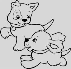 Disegni Da Colorare Di Bambini Che Giocano Con Ill Cane Disegno Di