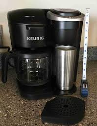 Actually telling you how to make coffee without a coffee maker. Keurig K Duo Essentials Single Serve Carafe Coffee Maker Walmart Com Walmart Com