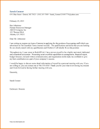 10 Staff Accountant Cover Letter Mbta Online