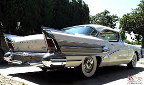 Buick Special 2 Door Hardtop - Chevy Ford Cadillac Olds impala 55 ...